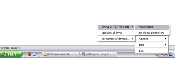 Install Game Software Nrg Iso Using Daemon Tool Web Server