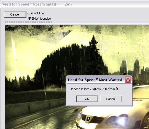 Install game / software (nrg / iso) using daemon tool | Web Server